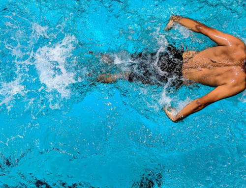 10 health benefits of swimming